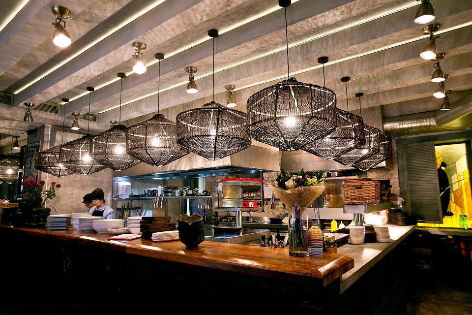 Ресторан ибар «Поехали». Изображение № 6.