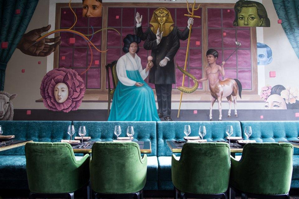 Ресторан ибар Elements. Изображение № 4.