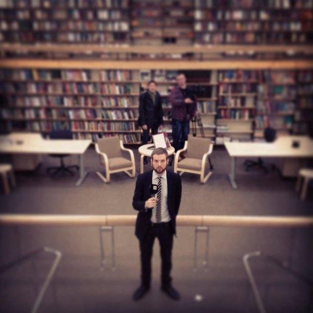 Библиотека Алвара Аалто открылась после реставрации. Изображение № 2.