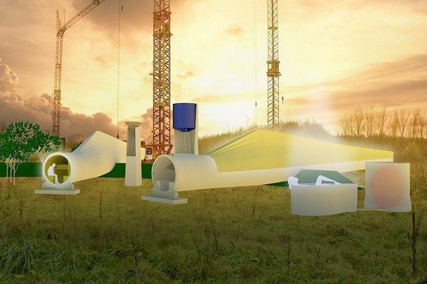 Wind Camping. Изображение № 19.