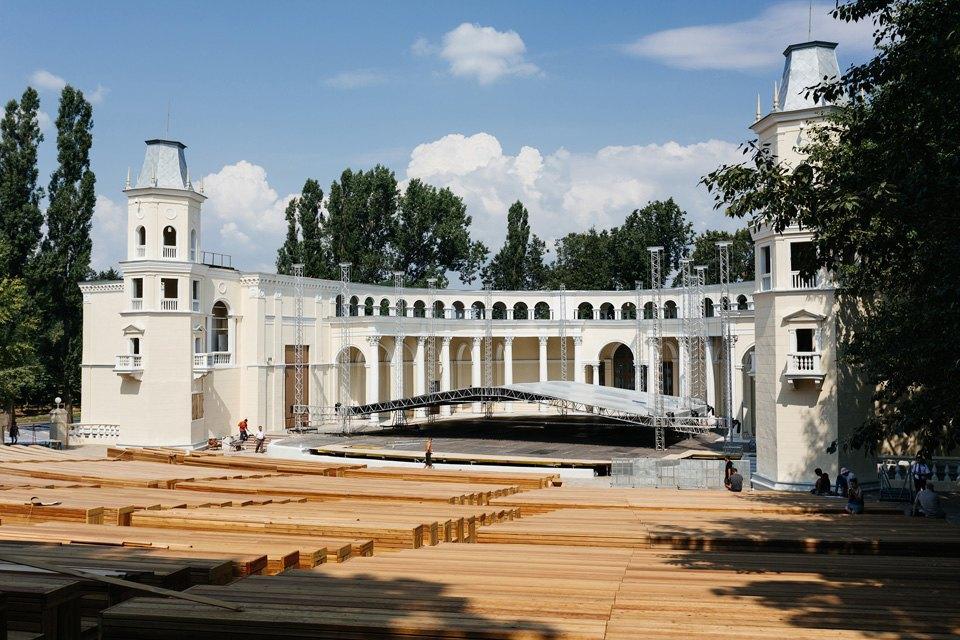 Как выглядит обновлённый Зелёныйтеатр ВДНХ. Изображение № 4.
