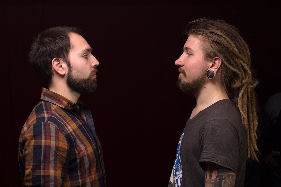 Участники российского чемпионата бородачей иусачей. Изображение № 3.