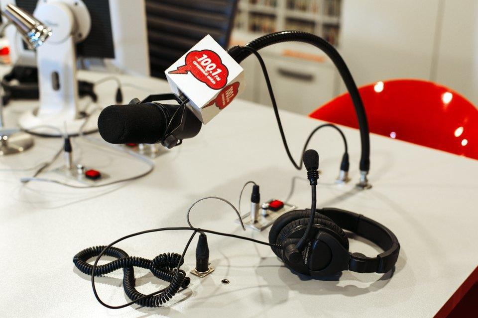 Офис радиостанции «Серебряныйдождь». Изображение № 21.