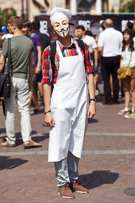 Люди в городе: Участники «Гик-парада» в Петербурге. Изображение № 20.
