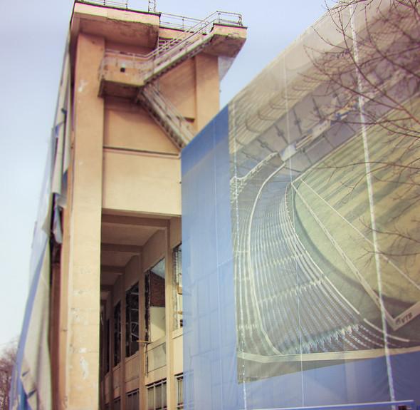 В зоне риска: Стадион «Динамо». Изображение № 28.