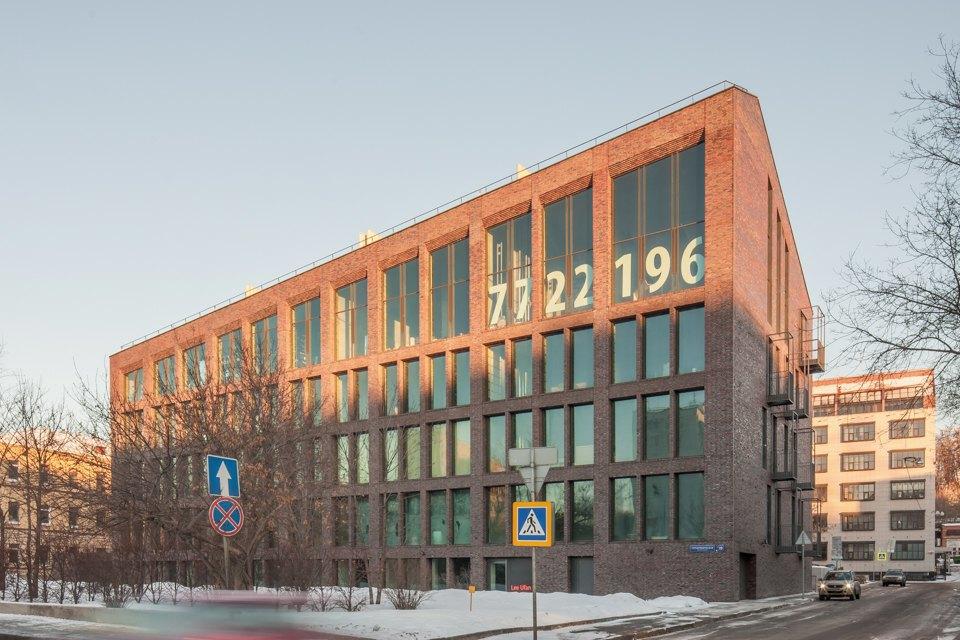 Нелужковский стиль: 5 удачных современных зданий вцентре Москвы. Изображение № 31.