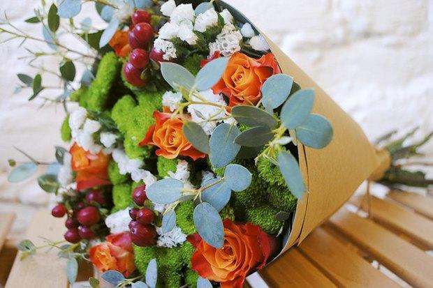 8цветочных лавок вПетербурге . Изображение № 2.
