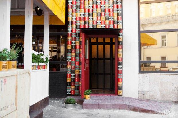 Новое место: Кафе «ФаниКабани». Изображение № 26.