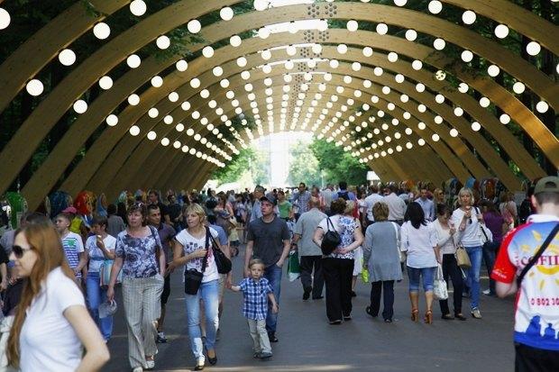 Планы налето: Московские парки. Изображение № 11.