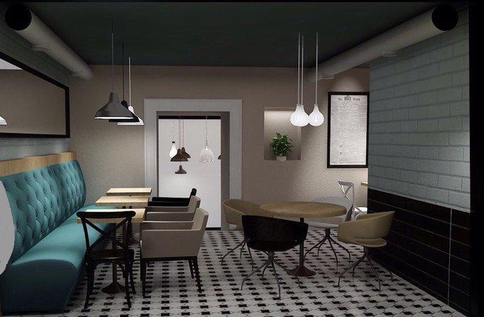 На месте Coffeeshop Company наМалой Садовой откроется новая кофейня . Изображение № 3.