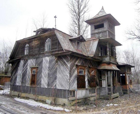 Дачу Маяковского вЛевашове выставили наторги . Изображение № 1.