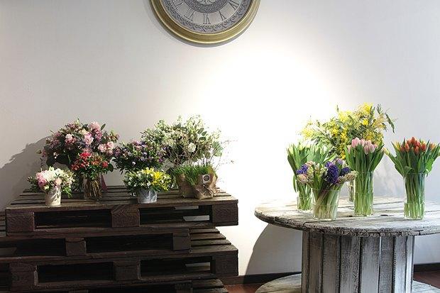 Наулице Марата открылся цветочный магазин Joy. Изображение № 6.