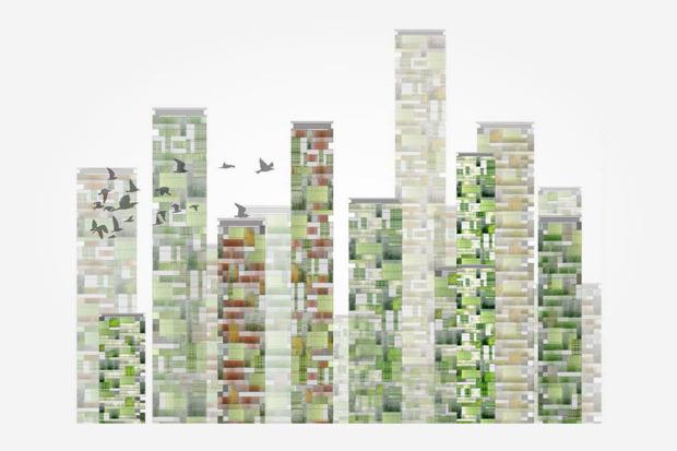 Идеи для города: Вертикальный лес вцентре Милана. Изображение № 9.