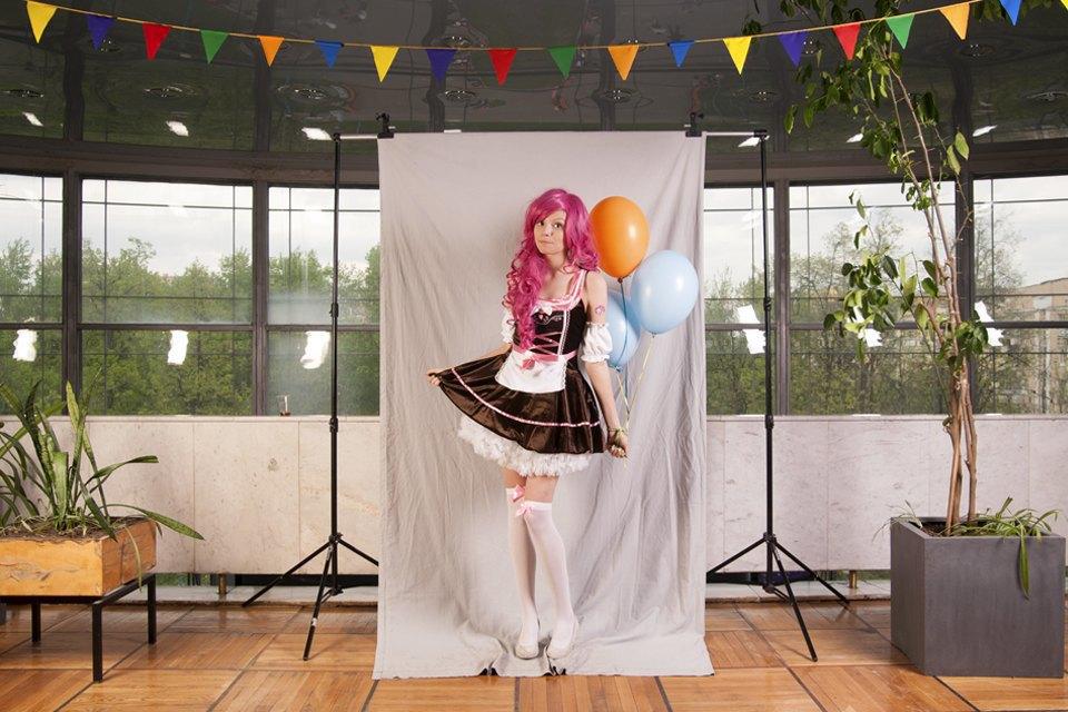 Участники фестиваля поклонников мультсериала My Little Pony. Изображение № 18.