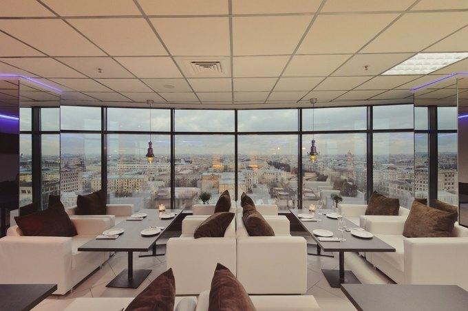 На Васильевском острове открылся панорамный ресторан «Я люблю...» . Изображение № 2.