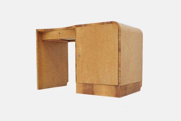 Комплект мебели; 1950-е. Сделан по частному заказу Рига, Латвия. Изображение № 4.