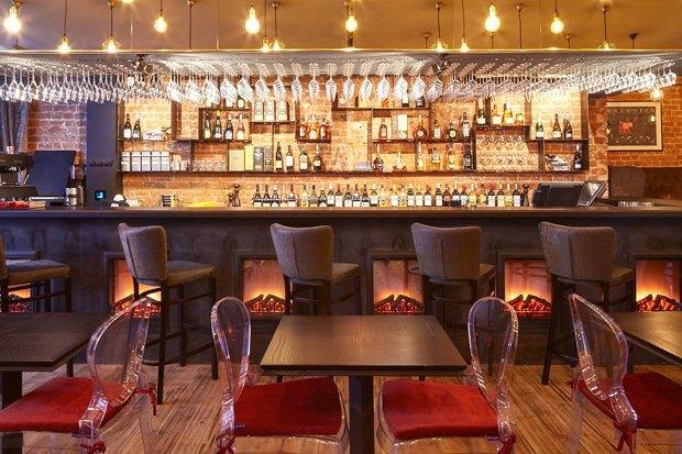 7 кафе, ресторанов, баров ипабов, открывшихся вноябре. Изображение № 4.