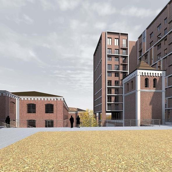 На набережной Яузы построят многофункциональный жилой комплекс. Изображение № 6.