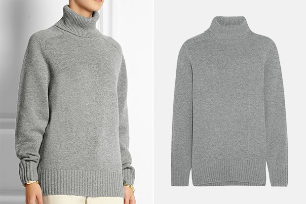 25 тёплых икрасивых женских свитеров. Изображение № 10.