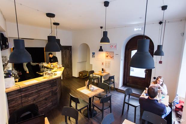 Новое место (Петербург): Кафе Mitte. Изображение № 8.