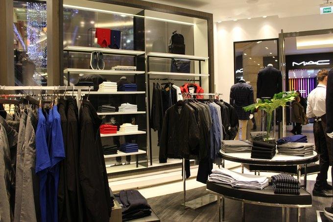 В «Метрополисе» открылся мужской бутик Michael Kors. Изображение № 1.