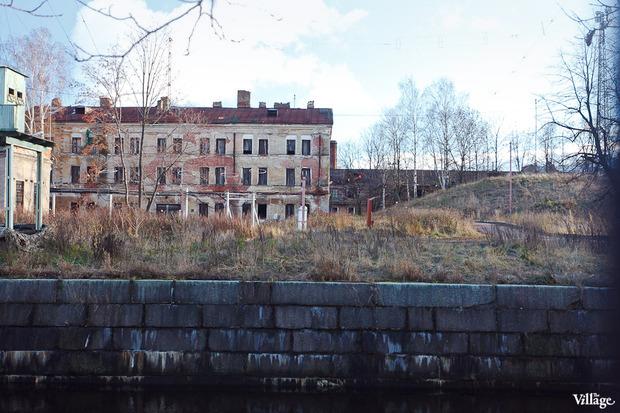 Комплекс зданий Кронштадтского адмиралтейства. Изображение № 16.
