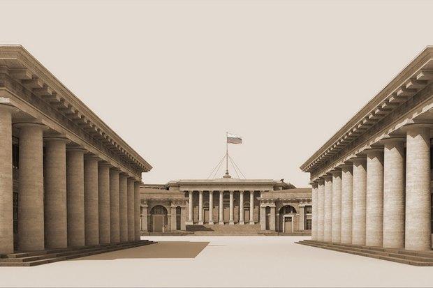 Квартал судей построят по проекту Максима Атаянца. Изображение № 5.