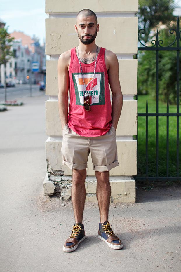 Внешний вид: Рустам Эйбатов, владелец Banya Concept Store. Изображение № 1.