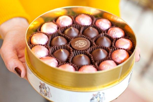 На 1-й Тверской-Ямской открылся шоколадный бутик Debauve & Gallais. Изображение № 8.