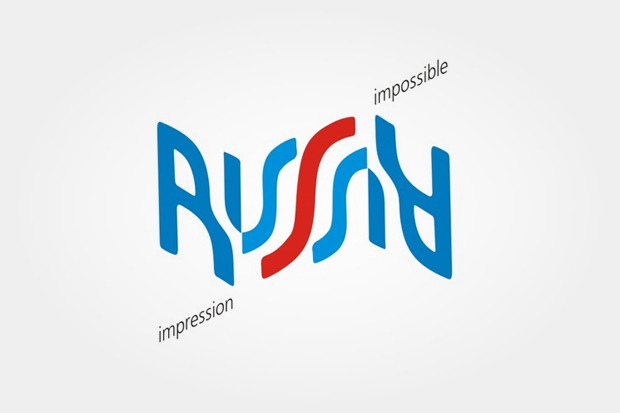 Для России разработали альтернативный логотип. Изображение № 1.