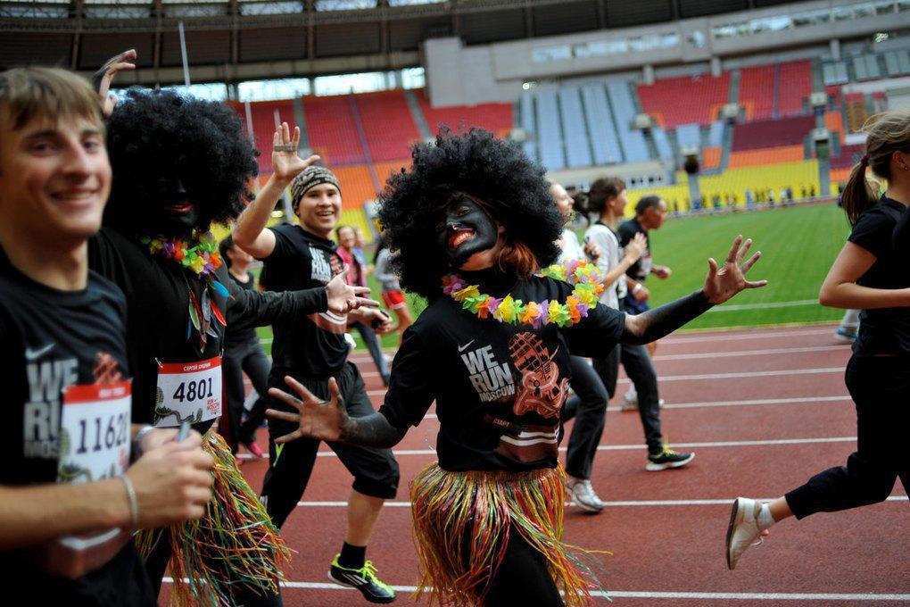 We Run Moscow 2011. Изображение № 13.