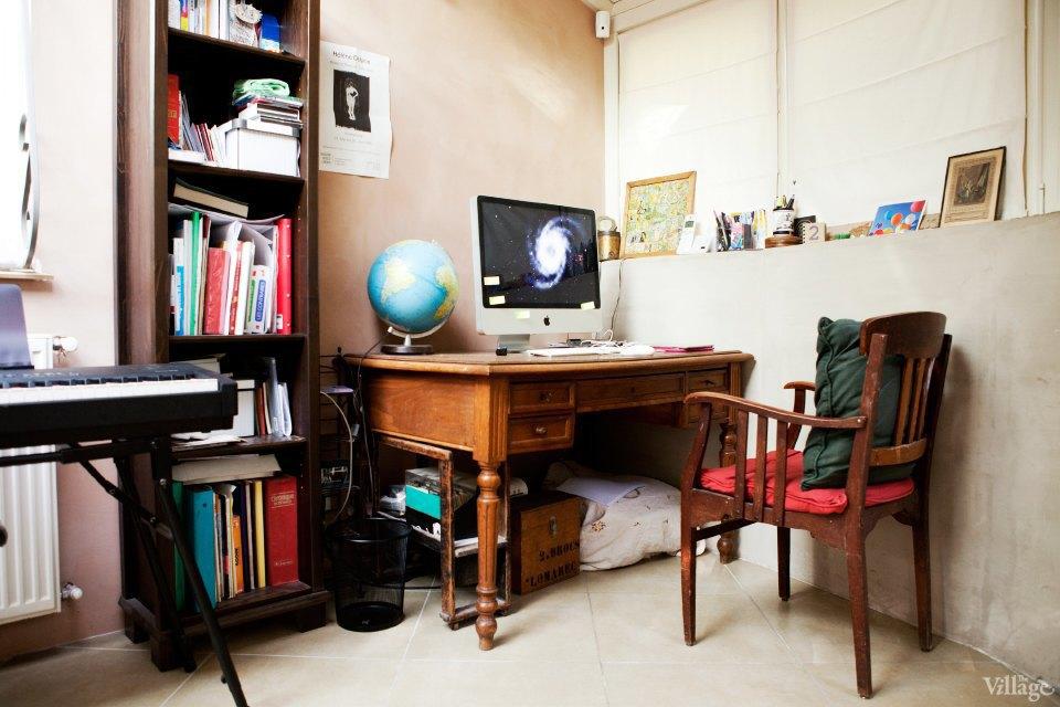 Квартиры мира (Париж): Дом в районе Монтрёй. Изображение № 49.