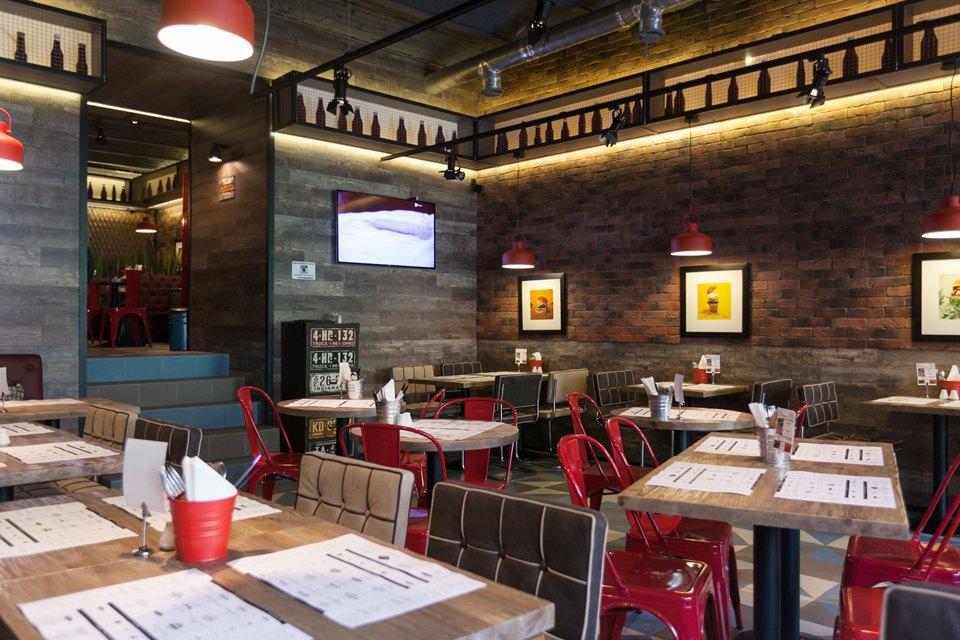 Бургерная Ketch Up Burgers на Литейном. Изображение № 1.