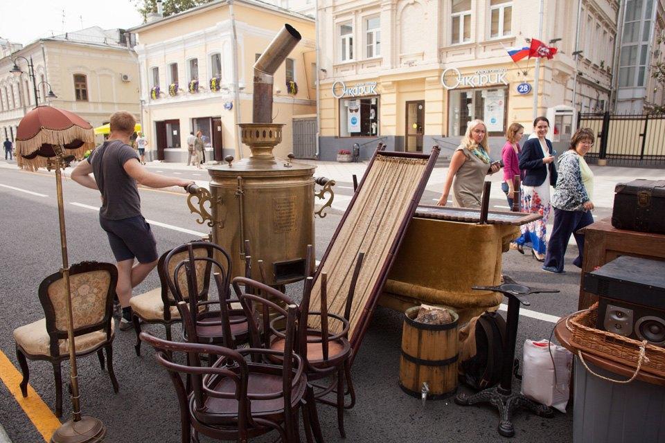 Обновлённая Пятницкая улица. Изображение № 7.