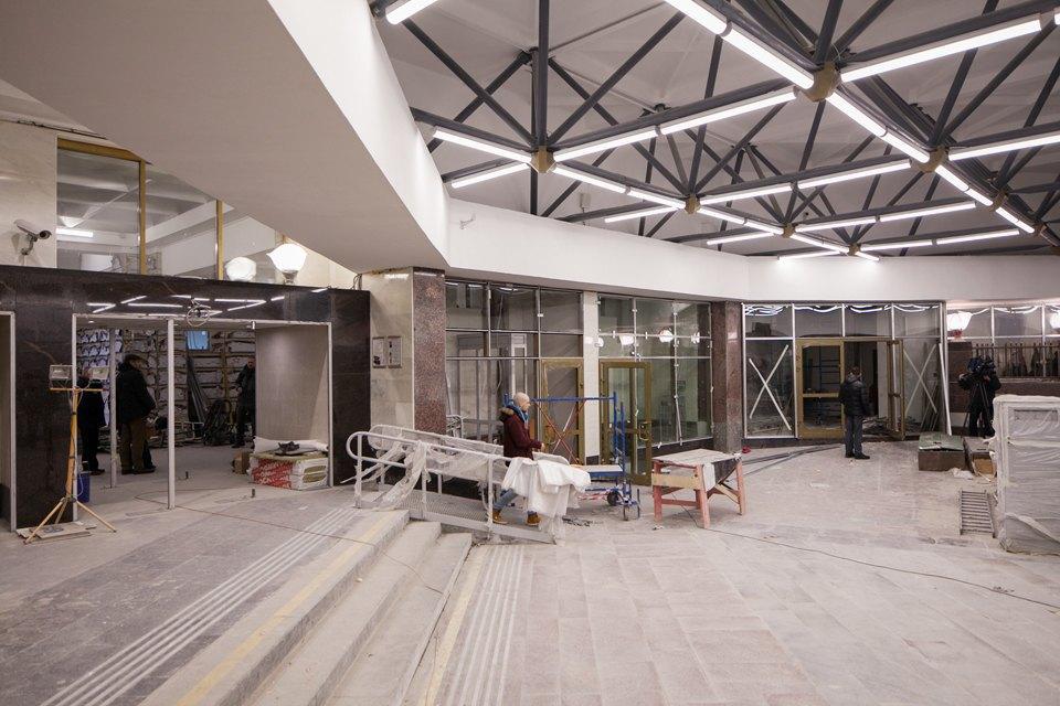 Как изменилась станция «Лиговский проспект» загод ремонта. Изображение № 1.