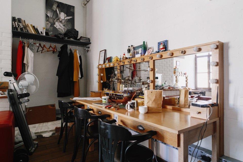 «Студия театрального искусства» вздании бывшей фабрики. Изображение № 41.