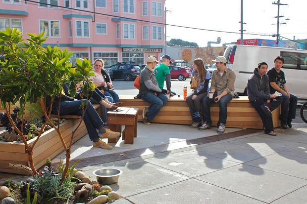 Идеи для города: Паркинаавтостоянках в Сан-Франциско. Изображение № 7.