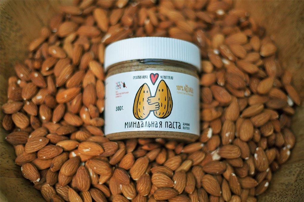 NutButter: Как ореховая паста выходит в ритейл. Изображение № 1.