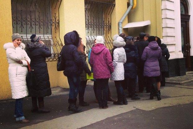 Этот день побега: Гражданское противостояние вХарькове. Изображение № 1.
