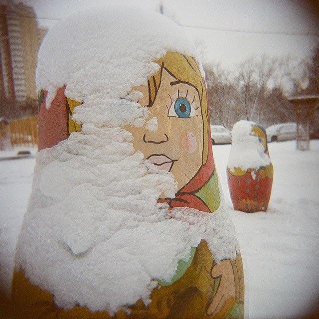 Камера наблюдения: Москва глазами Варвары Лозенко. Изображение № 9.