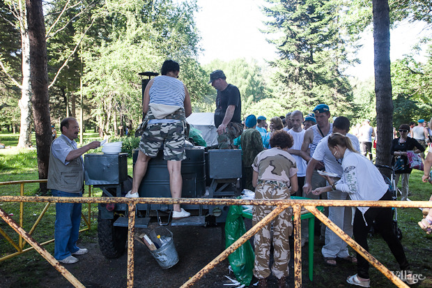 Фоторепортаж: День Воздушно-десантных войск в Петербурге. Изображение № 8.
