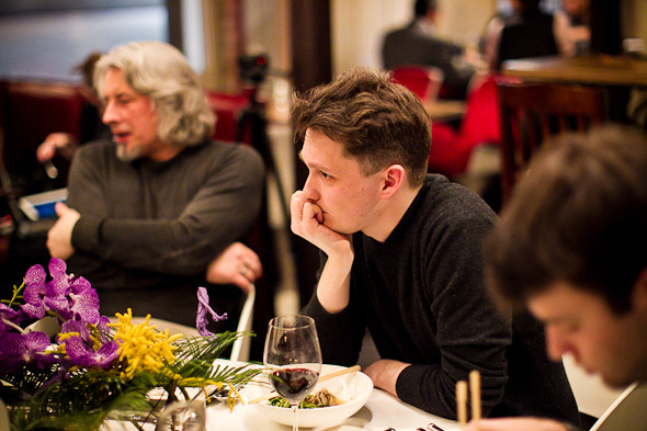 Разговоры на ужине: Эмиграция. Изображение № 19.