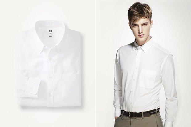 Где купить мужскую рубашку: 9вариантов отодной до 11тысяч рублей. Изображение № 2.