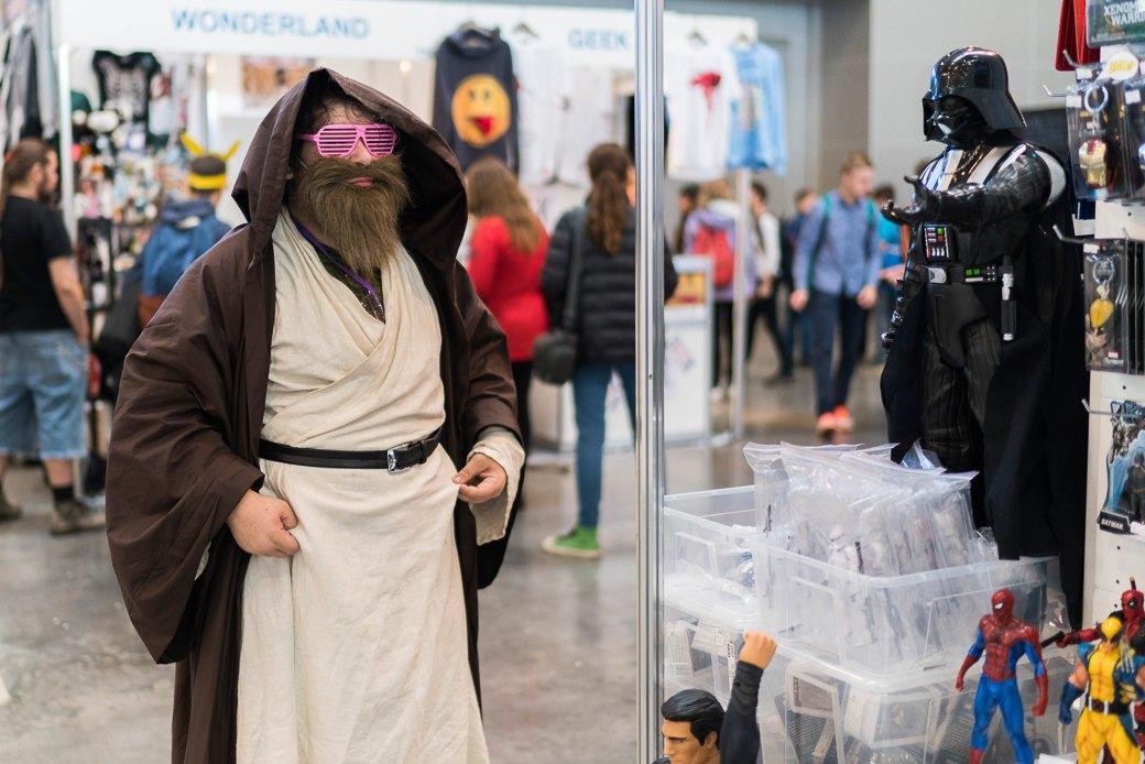 Фрики и гики: Как прошёл второй московский Comic Con. Изображение № 13.