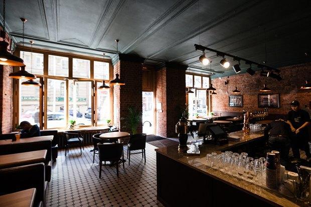НаРубинштейна открылась бургерная CityGrill. Изображение № 2.