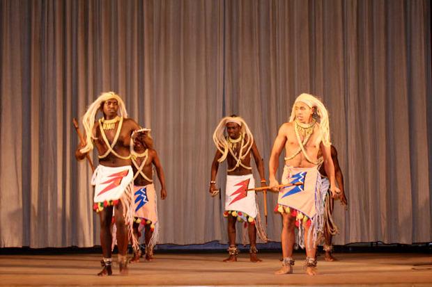 Лига наций: Африканцы в Петербурге. Изображение № 27.