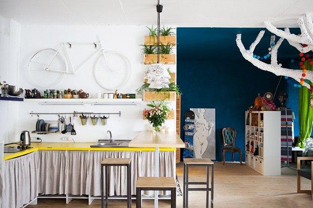 Избранное: 16 дизайнерских квартир. Изображение № 15.