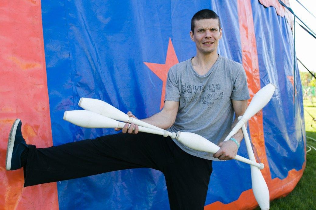 15 лет «Упсала-цирку»: Как трудные подростки становятся цирковыми артистами. Изображение № 24.