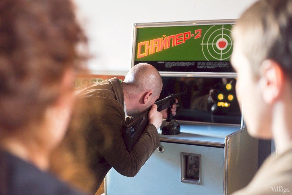 Люди в городе: Первые посетители «Музея советских игровых автоматов». Изображение № 2.