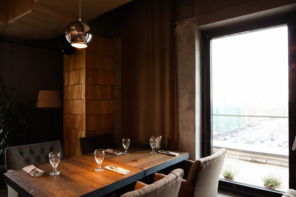 Ресторан «Большая кухня» в«Галерее». Изображение № 9.